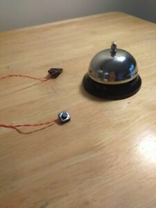 magic Remote control Desk Bell