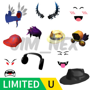 ROBLOX LIMITEDS Clean amp; Cheap Collectibles READ DESCRIPTION BEFORE BUYING