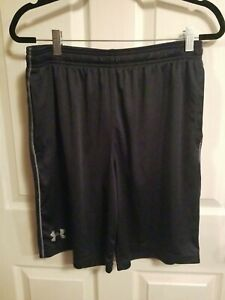 Mens under armour shorts large navy Blue $9.99