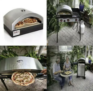 CAMP CHEF PZ90 16quot; Italia Artisan Pizza Oven Brand New Outdoor Oven