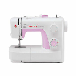 Singer Simple Sewing Machine 3223 White Pink 23 Stitch. FREE SHIPPING $144.99