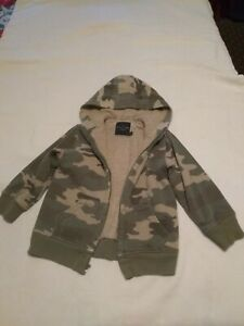 Boys Camo Jacket Size 5t $6.99
