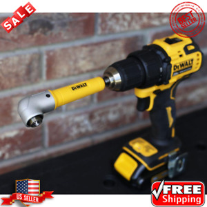DEWALT Right angle Degree Drill Adapter Magnetic Attachment Tool Compact 1 1 2 quot; $39.94