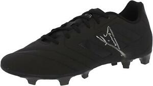 Ruud Gullit AC Milan Autographed Black Adidas Blackout Cleat ICONS $529.99