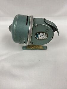 Original Vintage 1950#x27;s South Bend Spincast 77 Fishing Casting Reel Rare Used