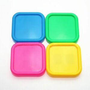 Magnetic Box Storage Pins Case Tool Embroidery Needles Sewing Boxes Square $8.06