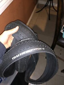 Two SPECIALIZED PRO TRACER 700 x 33 mm Tubeless Tires cyclocross cx 2bliss ready $65.00