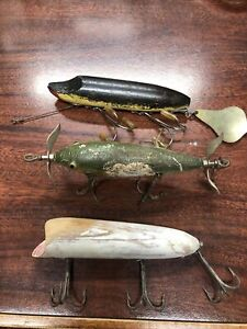 3 Great Heddon Lures That Have Seen Better Days