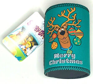 Scooby Doo Christmas Can Stubby Holder FREE SHIPPING in AUS AU $17.99