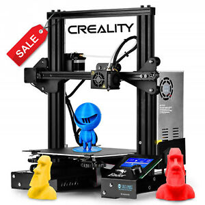 Used CREALITY 3D Printer Ender 3 220X220X250mm DC 24V Original Parts amp; Warranty