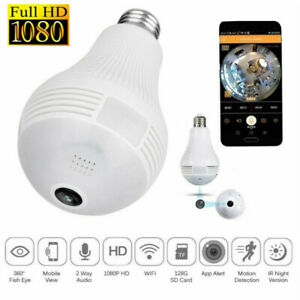 HD 1080P 10 23 LED WIFI IP CCTV Security Camera Wireless Outdoor Home PTZ IR Cam