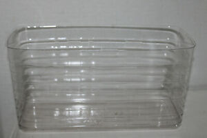 LONGABERGER PROTECTOR FOR SMALL 2008 WRAP IT UP SNOW DIAMOND BASKET $6.99