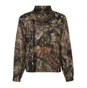 NEW Scent Blocker Axis Lightweight Hunting Jacket Mossy Oak Country LARGE