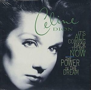 Celine Dion Its All Coming Back to Me Now CD ** Free Shipping** $3.97