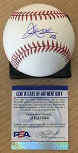 SPECTACULAR COREY KLUBER PSA DNA AUTHENTICATED SIGNED NEW MANFRED MLB BASEBALL $89.99