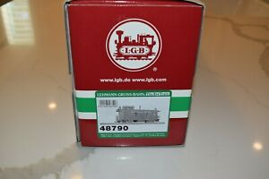 LGB 48790 SP Southern Pacific Cupola Caboose G Scale