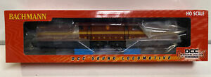 Bachmann HO Scale RTR PRR Pennsylvania Tuscan Red GG1 Locomotive DCC amp; Sound $129.99