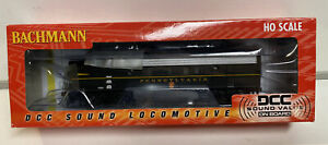 Bachmann HO Scale PRR Pennsylvania F7 A Locomotive DCC Sound Engine #64305 $129.99