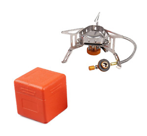 3500W Outdoor Hiking Portable Windproof Camping Gas Burner Stove FREE SHIPPING
