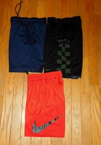 Lot of Young Mens Nike Shorts Size Small $21.99