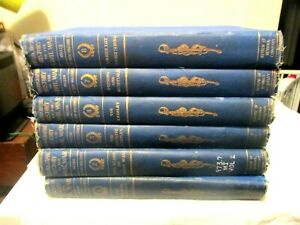 Photographic History of the Civil War 1911 FT Miller 1st Ed 6 Vols $55.00