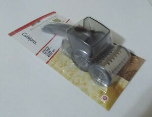 NEW Cuisipro 2 Drum Etched Rotary Cheese Grater Set $14.95
