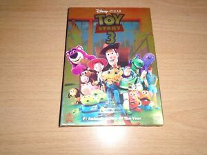 Toy Story 3 DVD 2010 . $6.42