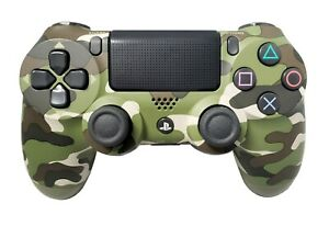 PS4 Sony DualShock 4 Wireless Controller Playstation 4 Camouflage CUH ZCT2U camo