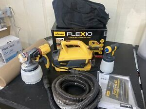 Wagner Flexio 4000 Stationary HVLP Paint Sprayer Special DEAL FREE SHIPPING $99.95