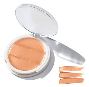 UNDONE BEAUTY 3 in 1 Cream Concealer Highlighter Conceal to Reveal LATTE MEDIUM $9.99