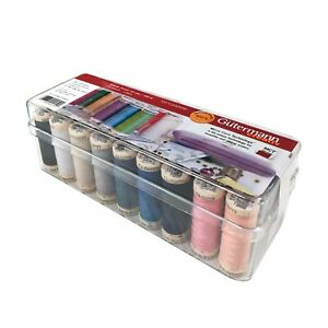 Gutermann Thread Sew All Assortment Pack of 26 Spools ea. 110 yds Polyester $39.50