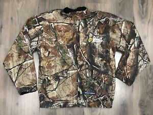 Scent Blocker Cold Fusion Bone Collector Smackdown Jacket Realtree Layer 3 Large
