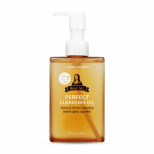 Etude House Real Art Cleansing Oil Perfect 185ml FREE Ship from US $12.99