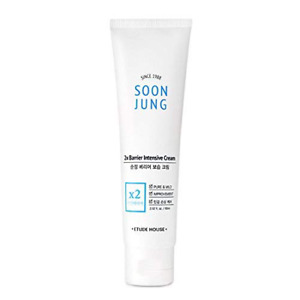 Etude House SoonJung 2x Barrier Intensive Cream 60ml FREE Shipping from US $12.99