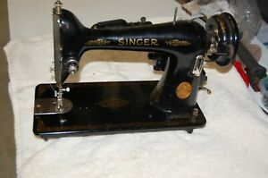 D4 Singer Sewing Machine Model 66 original parts Free Shipping discounts $11.00