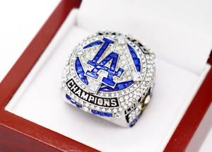 2020 Los Angeles LA Dodgers Championship World Series Ring SEAGER BETTS KERSHAW $37.95