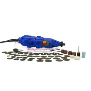 101 Piece Rotary Tool Kit with Variable Speed Compatibility Dremel accessories