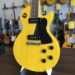 Tokai LSS47 Made in China TV yellow used electric guitar