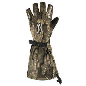 DRAKE MST Refuge HS GORE TEX Double Duty Decoy Realtree Timber Glove DW4503 033