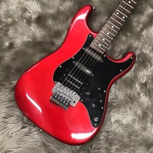 FERNANDES THE FUNCTION FST 65 used electric guitar Red