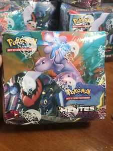 pokemon booster box Sun And Moon Unified Minds $89.99