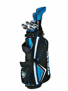 NEW Callaway Strata Mens Complete 2019 Package Set With Stand Bag 12 Piece $300.00