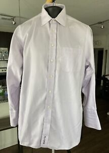 Jos. A Bank Signature Collection Wrinkle Free Tailored Dress Shirt 15 1 2 32 Lot $44.99