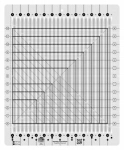 Creative Grids Stripology Squared Quilting Ruler $34.00