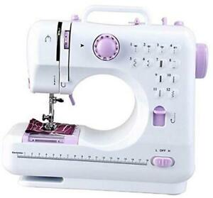 Sewing Machines Mini Portable Sewing Machine Electric Household Crafting $99.23