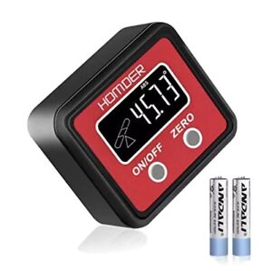 Digital Angle Gauge Level Box Angle Finder Digital Protractor TableSaw with for $24.49