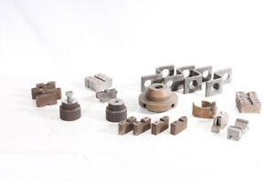 Mixed Lot Old Machine Mount Tool $39.79