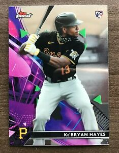 2021 Topps Finest Baseball Base Card Pick your Card $0.99