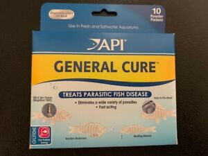Mars API Powder General Cure 10ct 1 Box with 10 Packets NEW $39.99