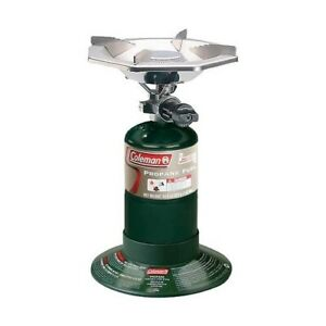 SALE Coleman 1 Burner Propane Camping Stove Free Shipping